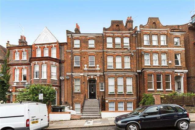 2 Bedrooms Flat for sale in 10 Dennington Park Road, London , NW6