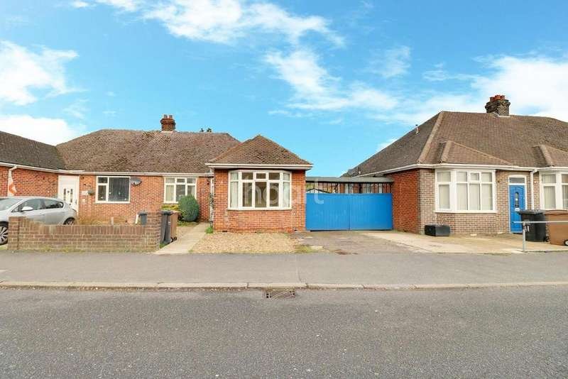 2 Bedrooms Bungalow for sale in Calnwood Road