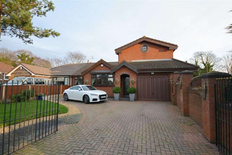 5 Bedrooms Semi Detached House for sale in Central Drive, Shevington, Wigan, WN6