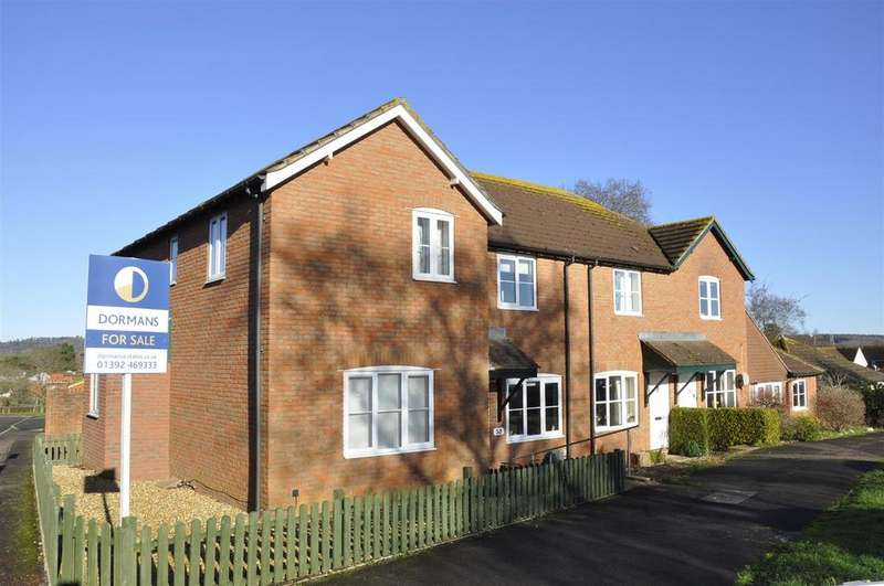 3 Bedrooms End Of Terrace House for sale in Broadclyst, Exeter