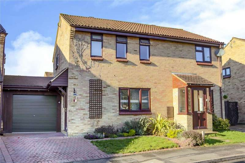 3 Bedrooms Semi Detached House for sale in Tarnbrook Way, Forest Park, Bracknell, Berkshire, RG12