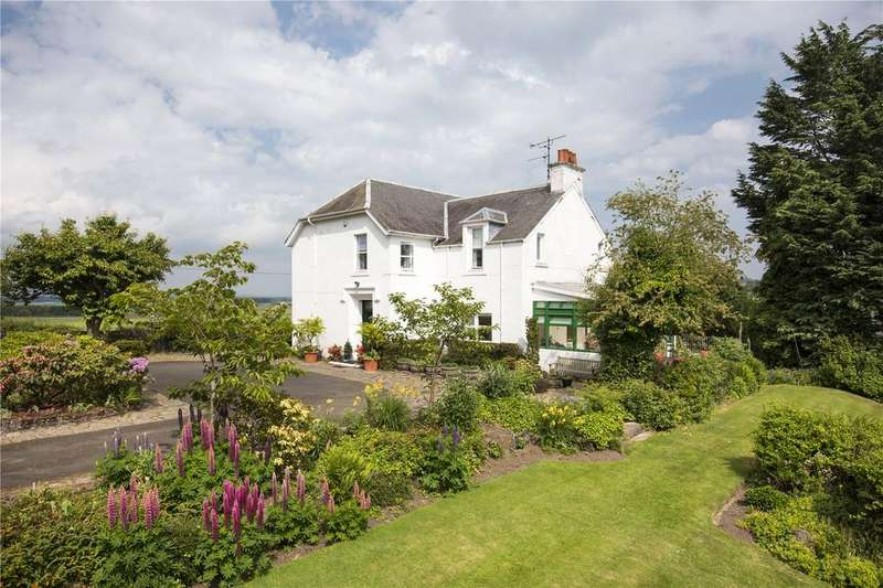 4 Bedrooms Detached House for sale in Freuchie Mill House, Freuchie, Cupar, Fife, KY15