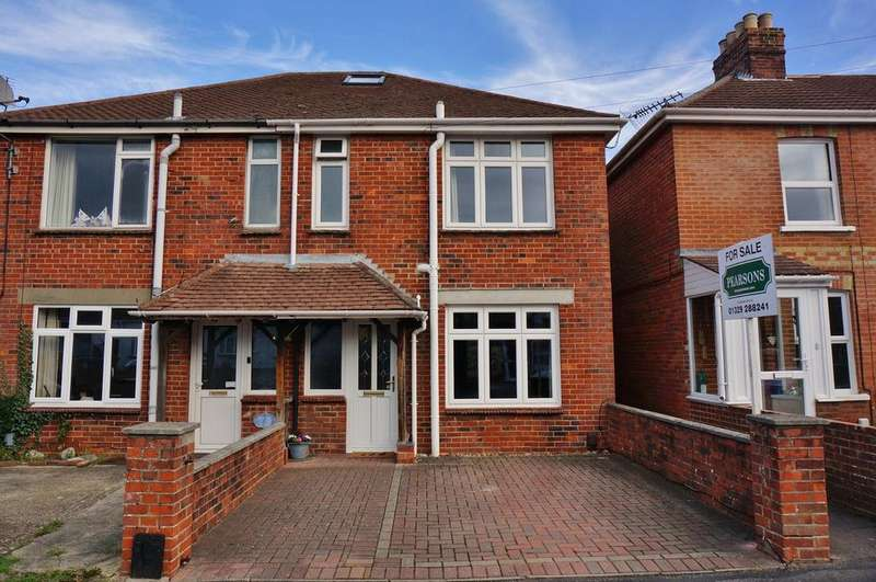 3 Bedrooms Semi Detached House for sale in PAXTON ROAD, FAREHAM