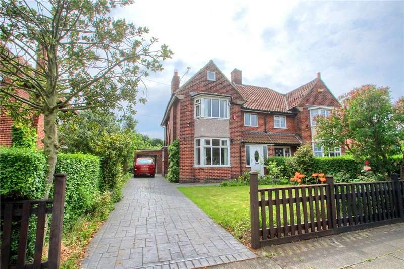4 Bedrooms Semi Detached House for sale in Redwing Lane, Norton