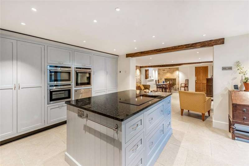5 Bedrooms Unique Property for sale in High Street, Marshfield, Chippenham, Wiltshire, SN14