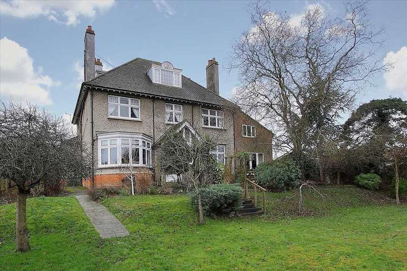 5 Bedrooms Detached House for sale in Hamilton House, Tidworth