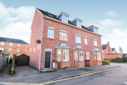 3 Bedrooms End Of Terrace House for sale in Beaumont Road, Flitwick, Beds, Bedfordshire