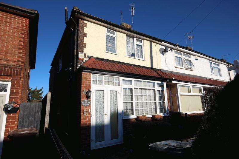3 Bedrooms End Of Terrace House for sale in Putteridge