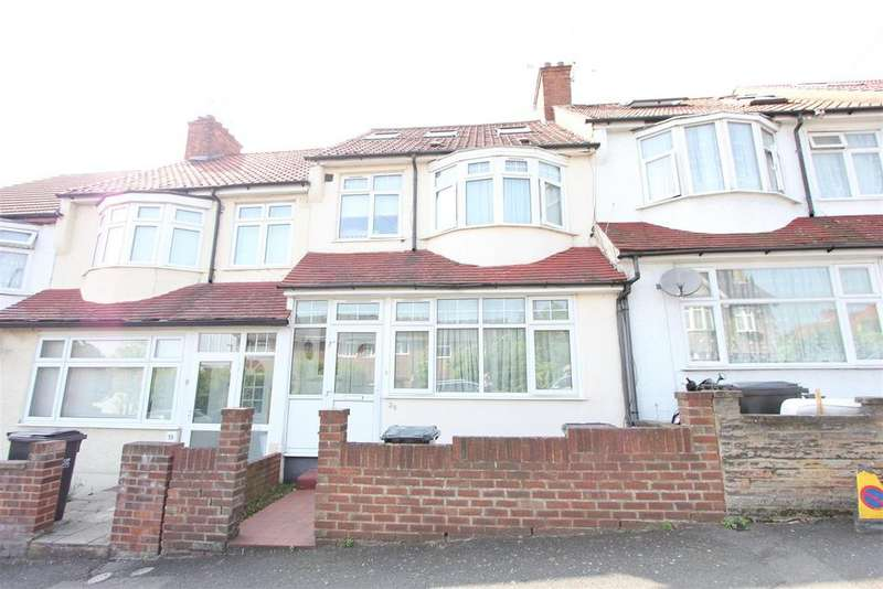 4 Bedrooms Terraced House for sale in Parry Road, South Norwood