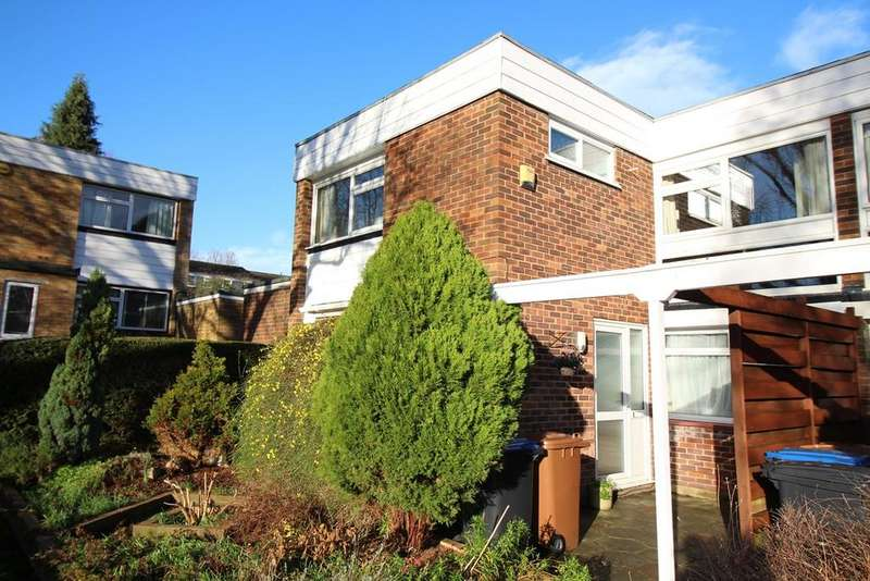 3 Bedrooms Terraced House for sale in Park Meadow, Hatfield, AL9