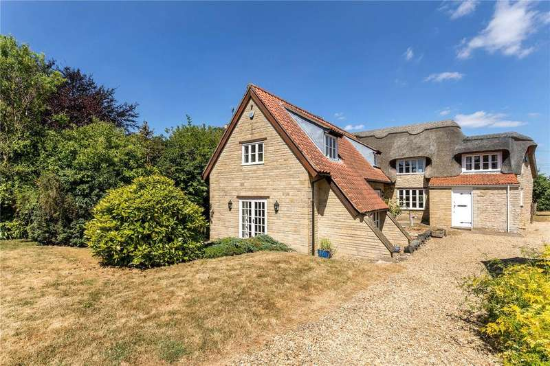 4 Bedrooms Unique Property for sale in High Street, Maxey, Peterborough, Cambridgeshire, PE6