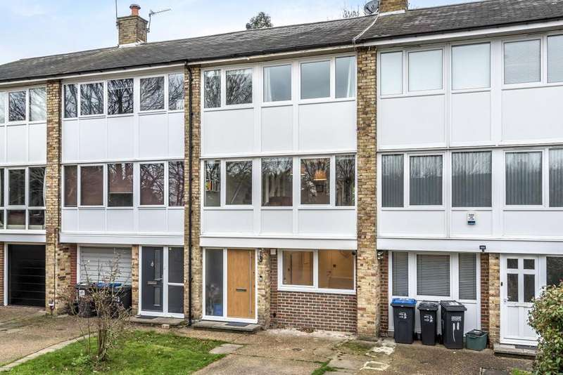 4 Bedrooms Terraced House for sale in Buckleigh Way, Crystal Palace