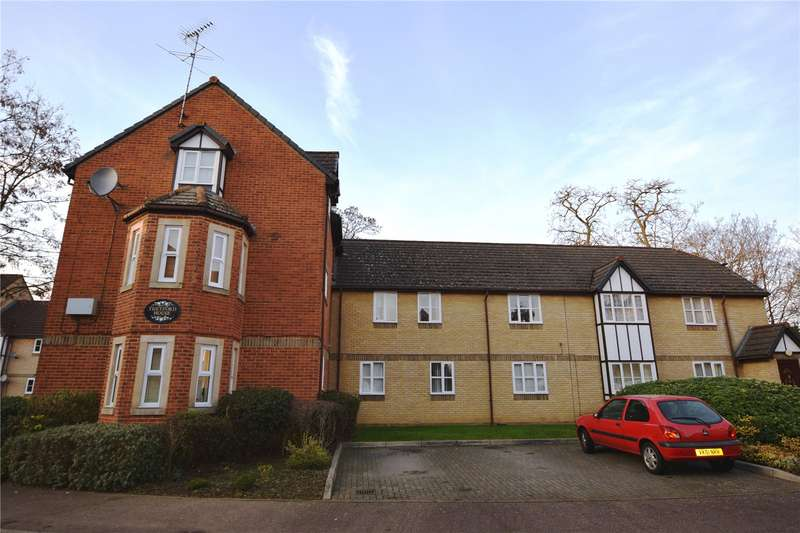 1 Bedroom Maisonette Flat for sale in Thetford House, Rembrandt Way, Reading, Berkshire, RG1