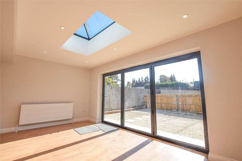 3 Bedrooms Semi Detached House for sale in Foxley Lane, Binfield, Bracknell, Berkshire, RG42