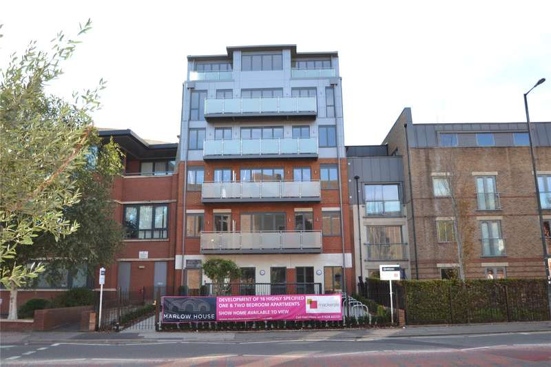 2 Bedrooms Flat for sale in Marlow House, Marlow Road, Maidenhead, Berkshire, SL6