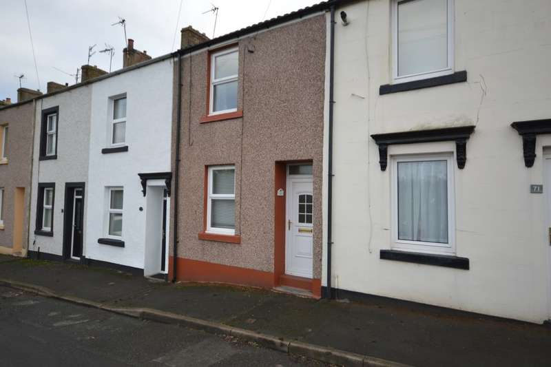 2 Bedrooms Semi Detached House for sale in Birks Road, Cleator Moor, CA25