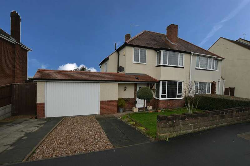 3 Bedrooms Semi Detached House for sale in Amblecote Road, Brierley Hill, DY5 2PP