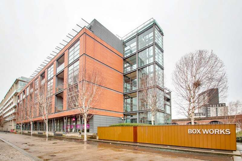 2 Bedrooms Apartment Flat for sale in Worsley Street, Castlefield, Manchester, M15