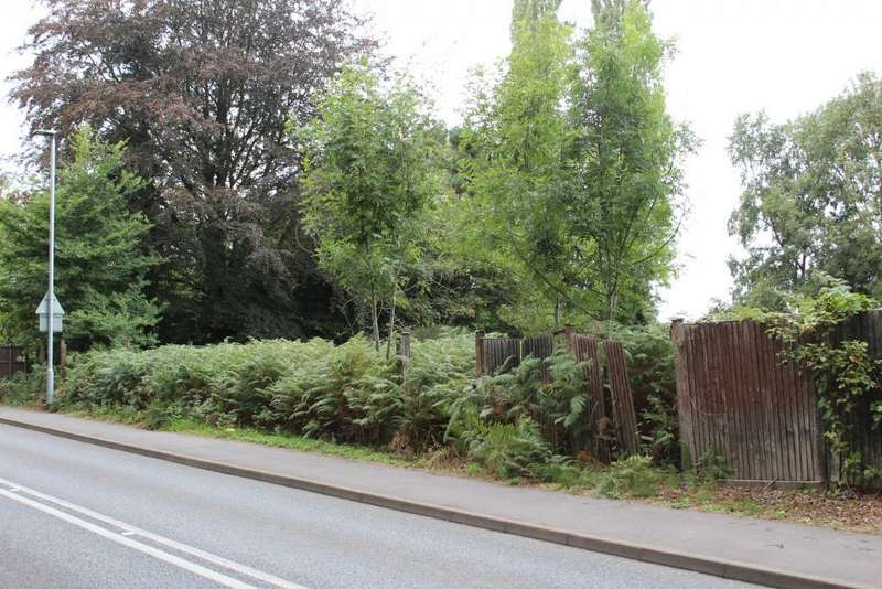 Land Commercial for sale in Between 229 Barkham Road and Folly Thatch, Wokingham