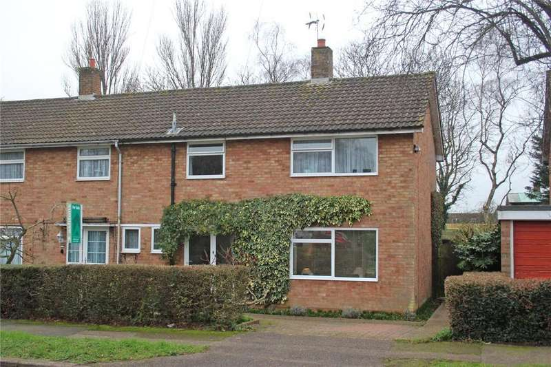 3 Bedrooms End Of Terrace House for sale in Springfields, Welwyn Garden City, Hertfordshire