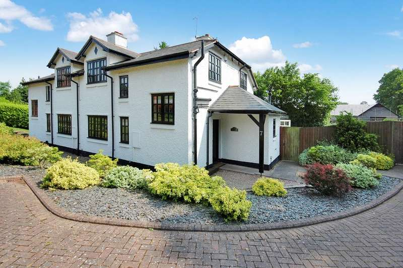 3 Bedrooms Semi Detached House for sale in The Burrow, Ash Hill, Compton, Wolverhampton WV3