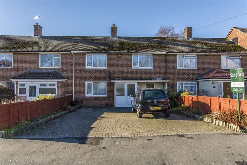 4 Bedrooms Terraced House for sale in Hinkler Road, Thornhill, SOUTHAMPTON, Hampshire