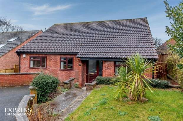 4 Bedrooms Detached Bungalow for sale in Court Gardens, Yeovil, Somerset