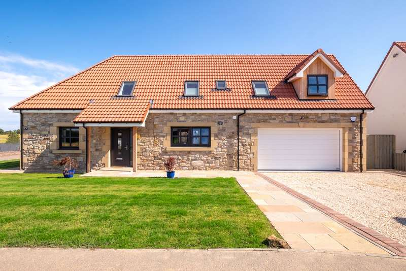 4 Bedrooms Detached House for sale in Beley Bridge House 5, Beley Bridge, St. Andrews, Fife, KY16