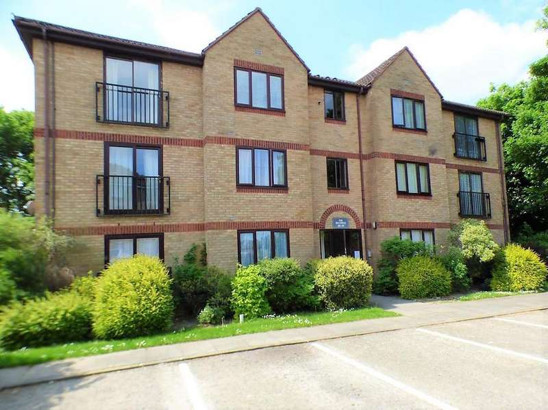 2 Bedrooms Apartment Flat for sale in The Maltings, Beale Street, Dunstable