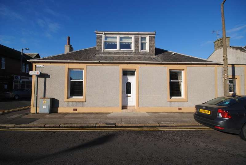 4 Bedrooms End Of Terrace House for sale in Academy Street, Troon KA10