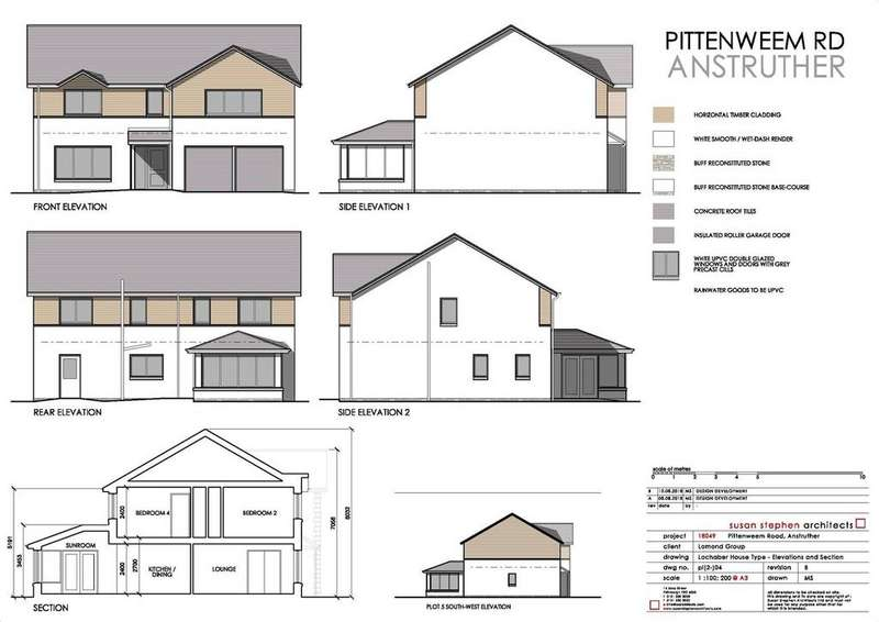 5 Bedrooms Detached House for sale in Pittenweem Road, Anstruther