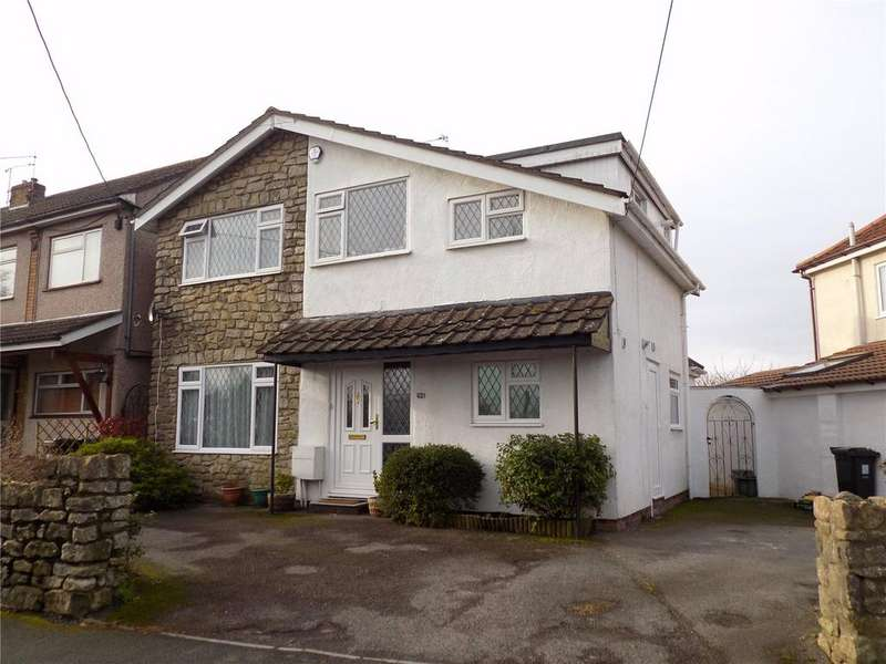 4 Bedrooms Detached House for sale in Crown Road, Kingswood, Bristol, BS15