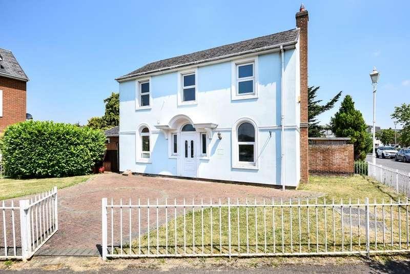 3 Bedrooms Detached House for sale in Osprey Walk, Watermead, HP19