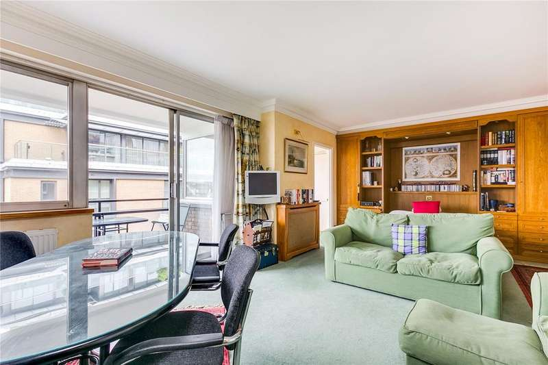 1 Bedroom Apartment Flat for sale in Kensington Heights, 91-95 Campden Hill Road, London, W8
