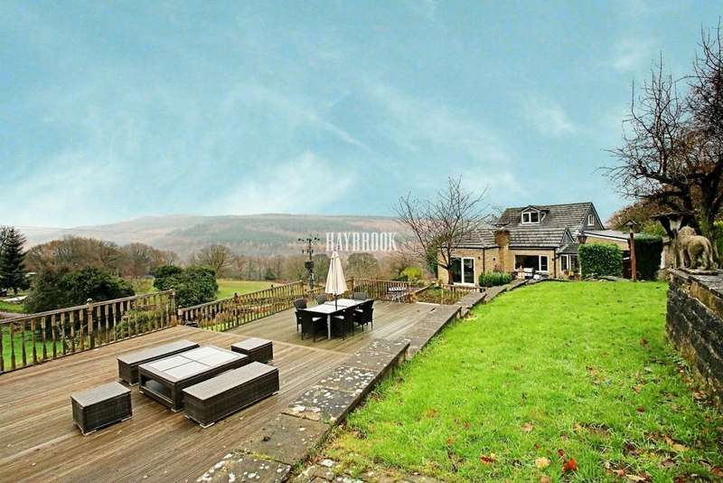 4 Bedrooms Detached House for sale in Hill Top, Sheffield