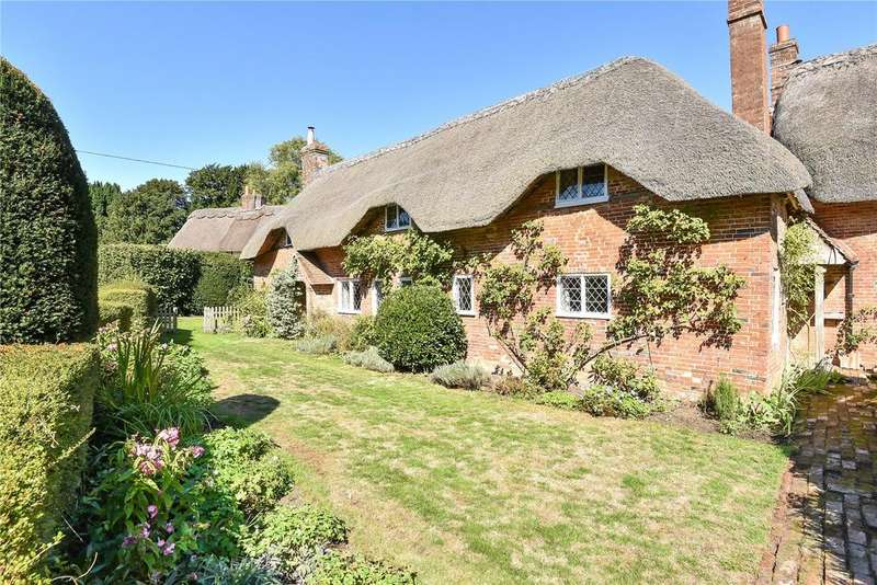 4 Bedrooms Semi Detached House for sale in Beauworth, Alresford, Hampshire, SO24