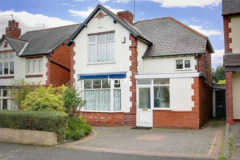 3 Bedrooms Detached House for sale in Monmouth Road, Smethwick
