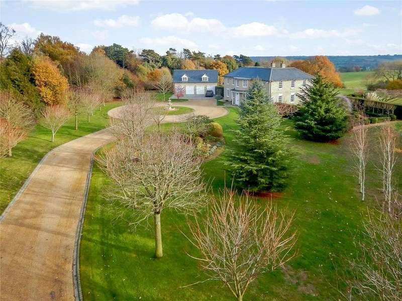 5 Bedrooms Detached House for sale in Wissington Uplands, Nayland, Colchester