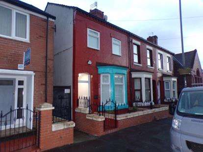 4 Bedrooms Terraced House for sale in Needham Road, Kensington, Liverpool, Merseyside, L7