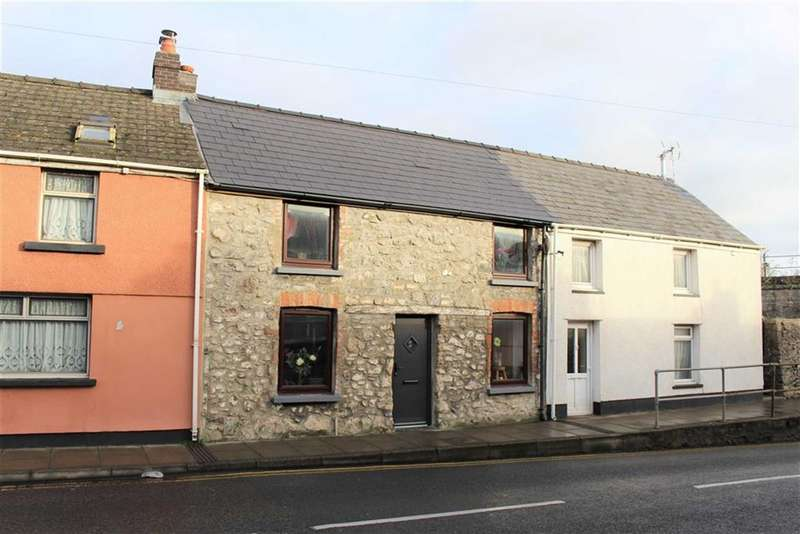 3 Bedrooms Terraced House for sale in Station Road, Pembroke