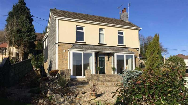 3 Bedrooms Detached House for sale in Lower Stoney Road, Pontypool, Torfaen
