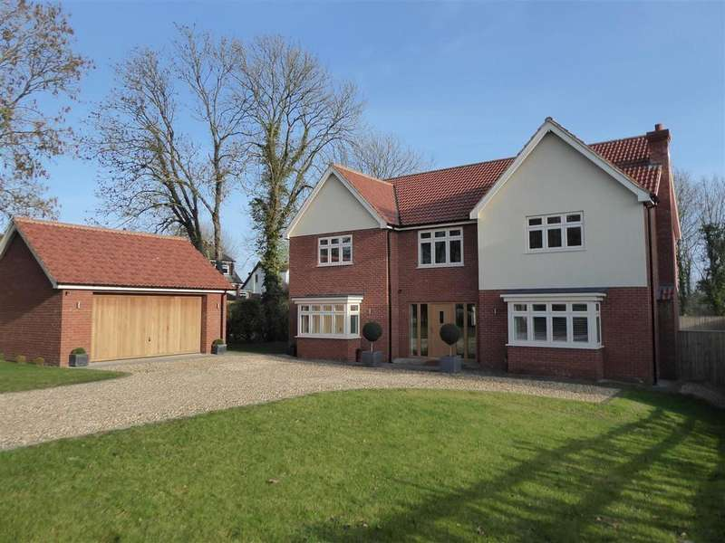 4 Bedrooms Detached House for sale in Church Lane, Brigsley