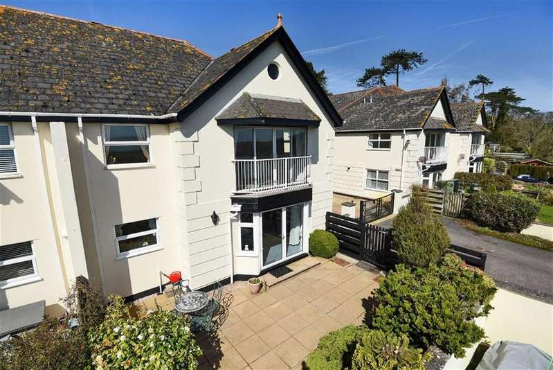 3 Bedrooms Semi Detached House for sale in Hunters Court, West Lane, Higher Blagdon, Devon, TQ3