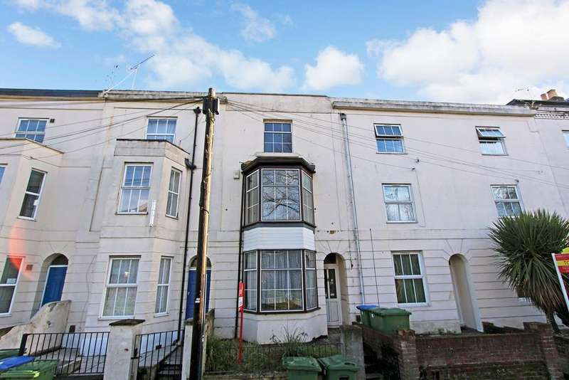 4 Bedrooms Terraced House for sale in Bellevue Terrace, Southampton, SO14