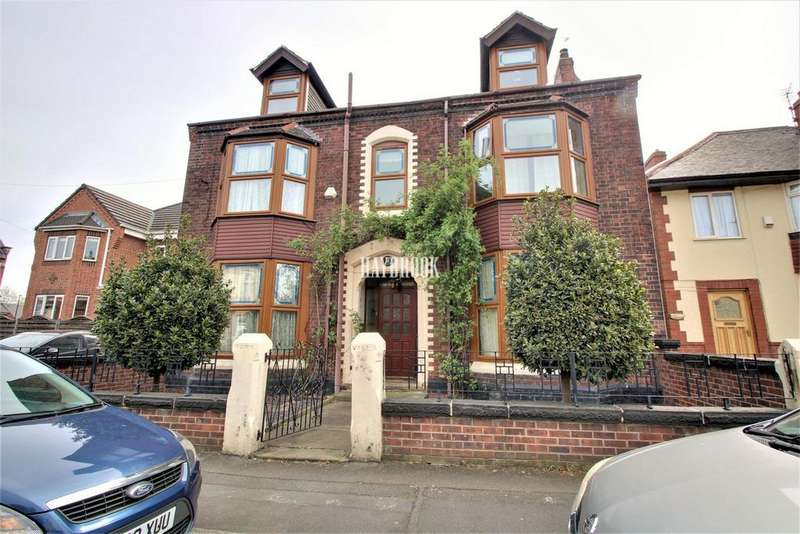 6 Bedrooms Detached House for sale in Park Road, Mexborough