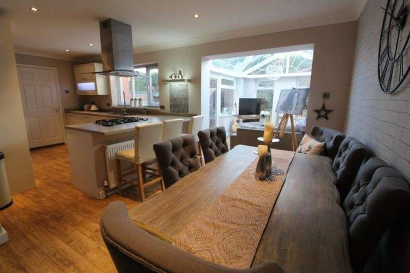 4 Bedrooms Detached House for sale in Earlswood Grove, Blyth