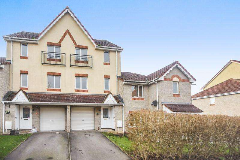 3 Bedrooms Town House for sale in Johnsons Road, Emersons Green