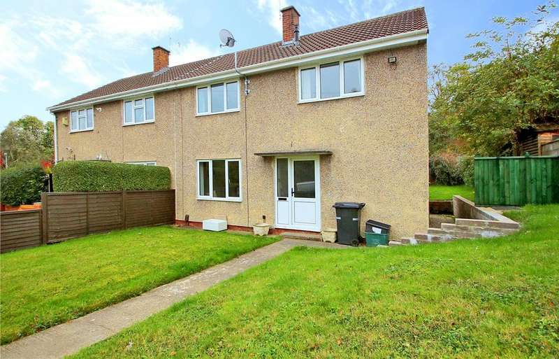 4 Bedrooms Semi Detached House for sale in Waterbridge Road, Withywood, BRISTOL, BS13