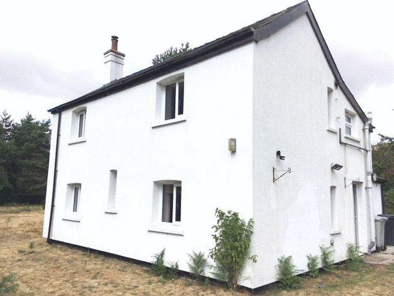 2 Bedrooms Detached House for rent in Horncastle Road, Woodhall Spa