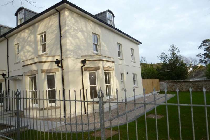 4 Bedrooms End Of Terrace House for sale in Trewithen Road, Penzance